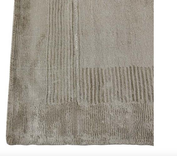 Tepih Frame Rug - Warm Grey