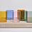 Thumbnail: French inspired goblet set 4 - Azure