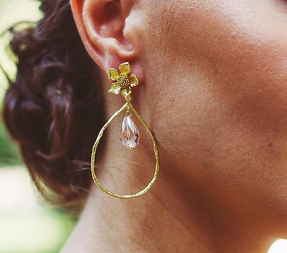 The Poppy Earrings