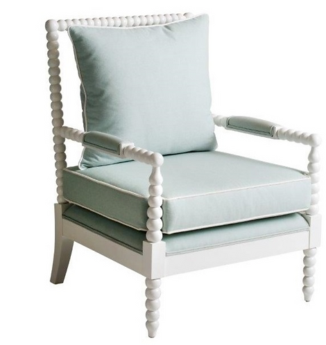 St Louis In/Outdoor Armchair -Custom Fabric Selections
