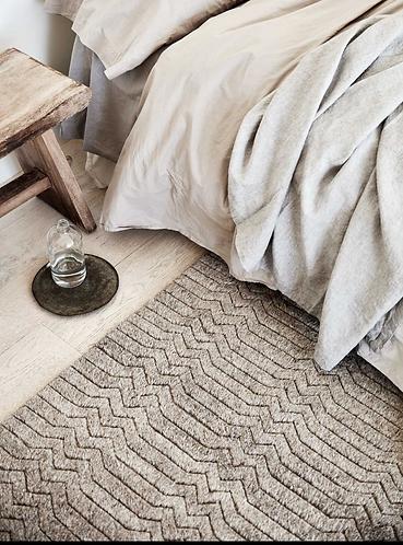 Armadillo & Co. Savannah rug - Dust