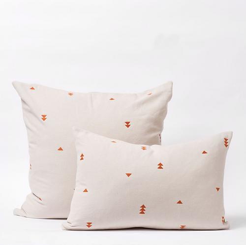 Vintage Wash Cushions - Sand