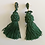 Thumbnail: Into the woods earrings
