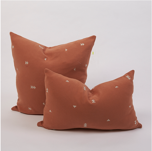 Vintage Wash Cushions - Tobacco