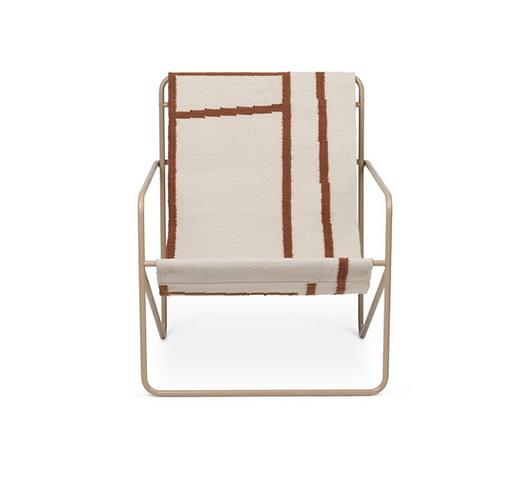 ferm LIVING Desert Chair - Shapes