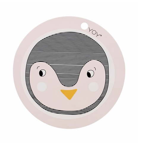 Oyoy Placemat - Penguin