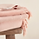 Thumbnail: Vintage Wash Cotton Hand Towel - Dusty pink
