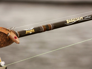 The Right Tools for the Job Part 1: Choosing the Right Rods for Walleyes
