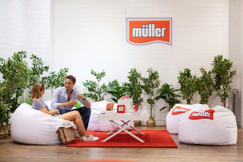 Müller Corner Shop: