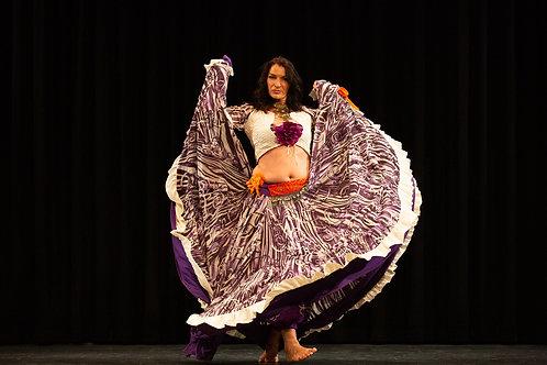 Chorégraphie I am Gypsy de Shakira Dimanche 15 mars de 9h à 11h