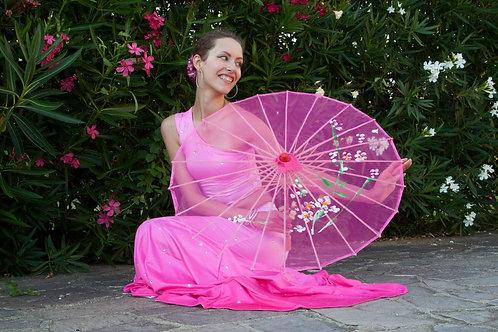 Danse chinoise avec éventail dès 4ans Samedi 14 mars de 13h à 13h50