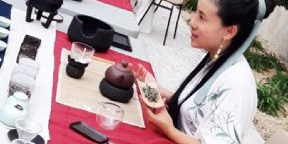 Découvrir l'art du thé chinois avec Gao Lizi