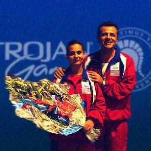 trojan games medal winners
