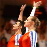 trojan games gymnasts