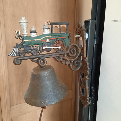 Ancienne cloche en Fer forgé - C199