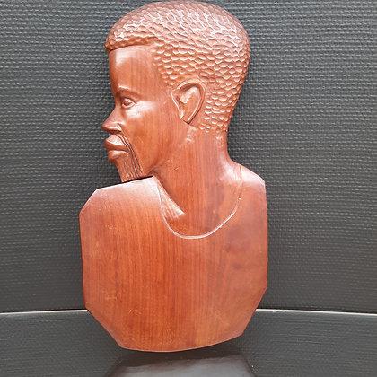 Statue africaine - C438