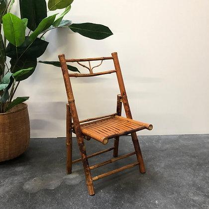 Chaise en bambou enfant - C218