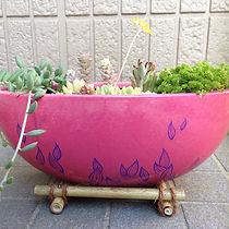 FRP植木鉢・インテリア