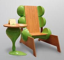 FRP家具