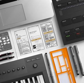 Audio UI