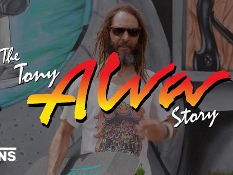 Documentário Tony Alva - Vans Skateboard