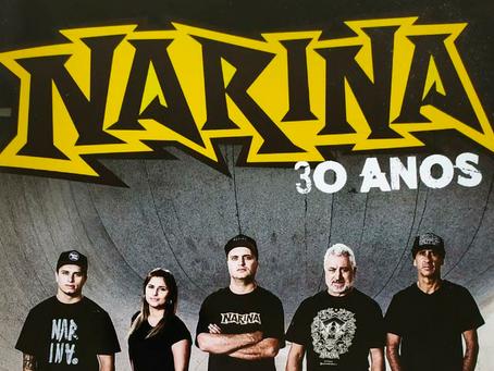 Documentário em Revista - Narina 30 anos. Uma história de superação.