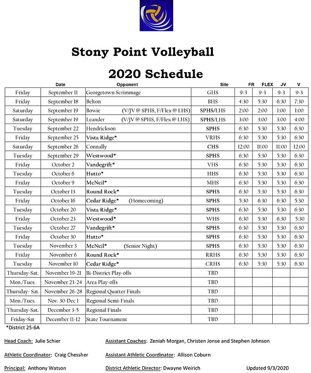 Stony Point Volleyball Schedule 2020.jpg