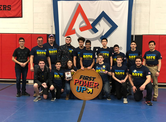 Livonia District Event Rookie All Star Winners