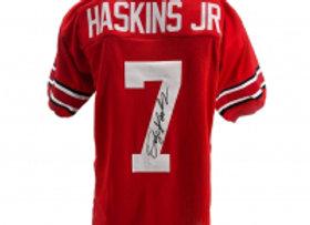 Signed Dwayne Haskins Jersey
