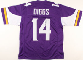 Signed Stefon Diggs Jersey