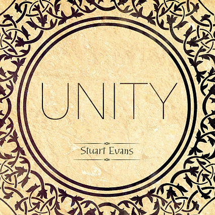 Unity Album Cover | Stuart Evans Musician & Session Guitarist