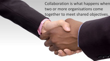 To collaborate or not ?