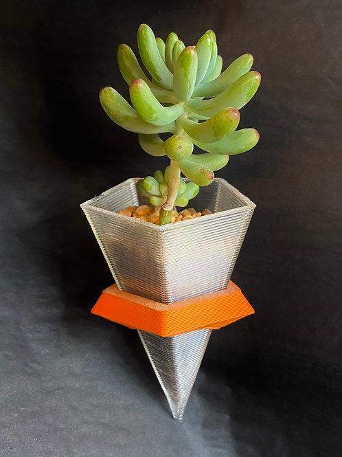 Mini Magnetic Plant Pot