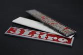 Austin 3L Badges