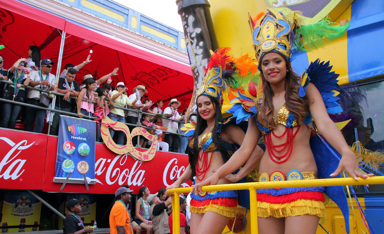 Carnaval Internacional de La Ceiba