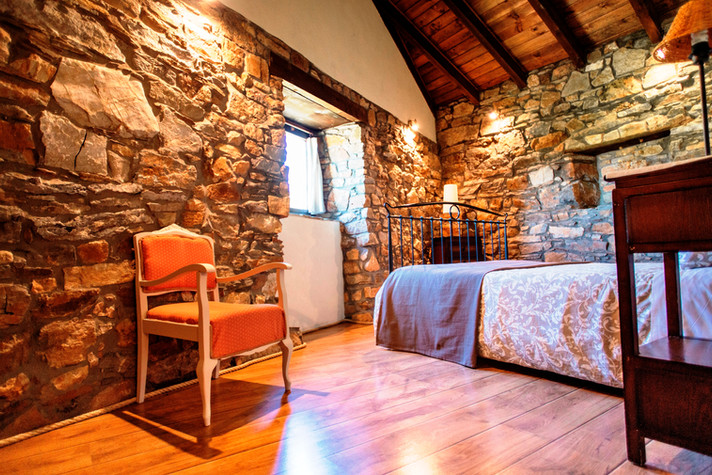 Dormitorio de matrimonio Casa 3
