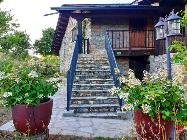Entrada Casas 1 y 3