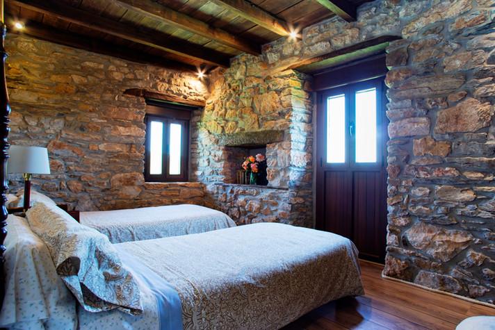 Dormitorio doble Casa 4