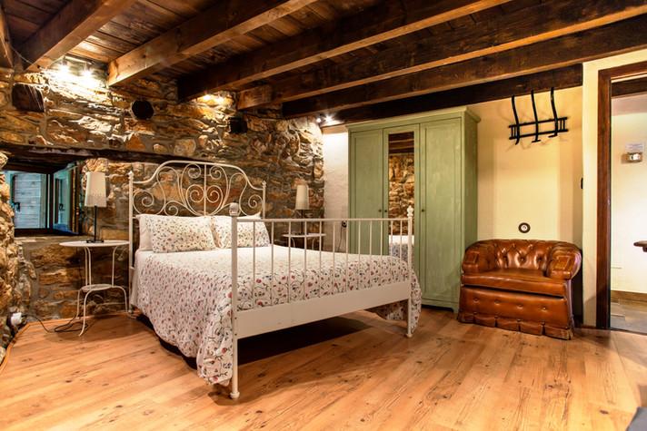 Dormitorio de matrimonio Casa 2