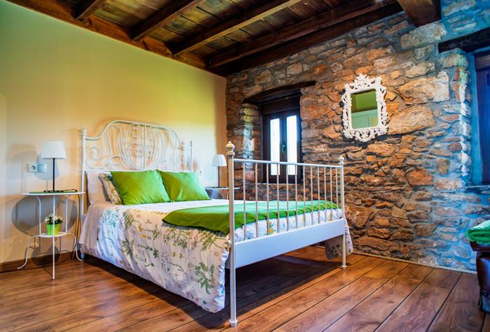 Dormitorio matrimonio 1 Casa 4