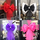 Double Christmas Door Bow London Essex Kent UK Christmas Door Bows Dress your door in style this festive season