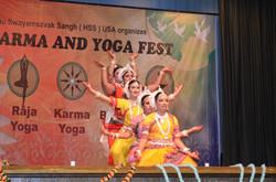Dharma and Yoga Festival, NY