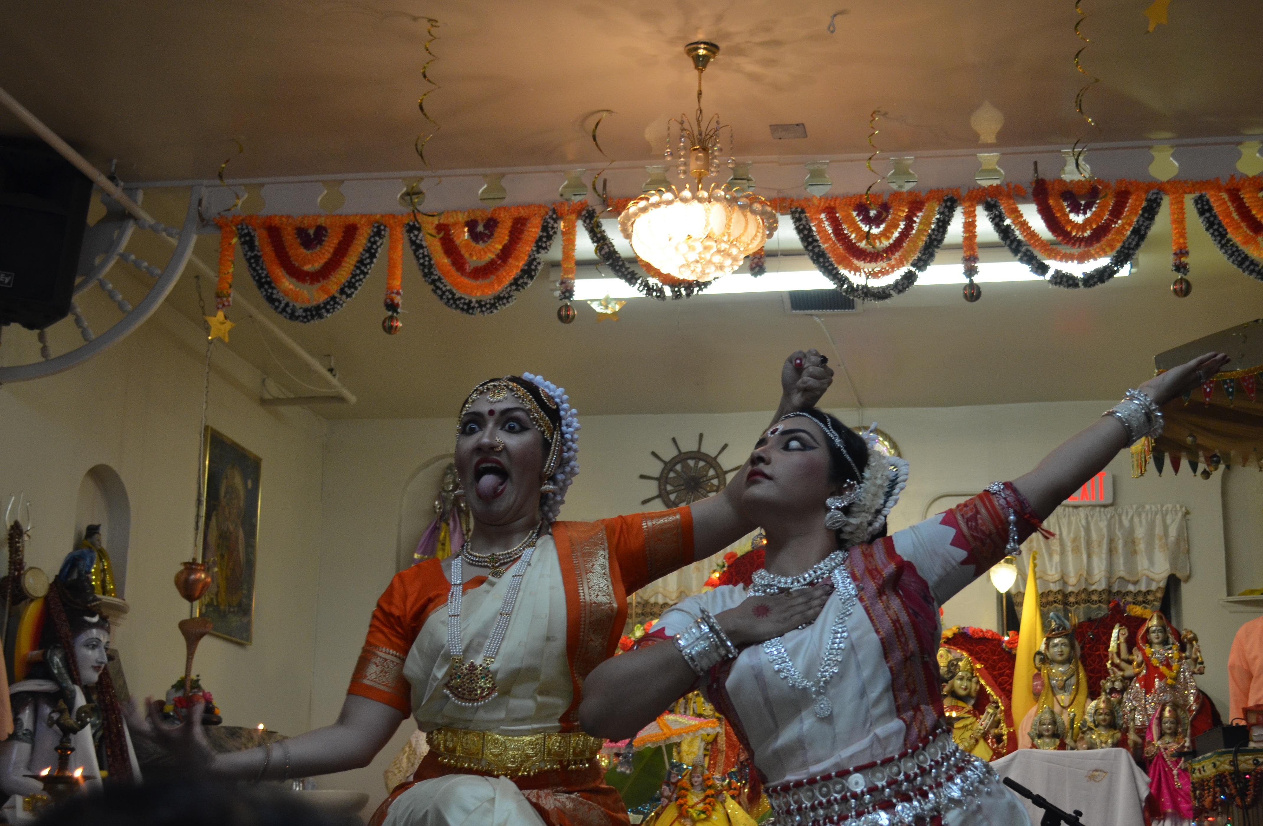 Navratri, Shiv Durga Temple, Bronx