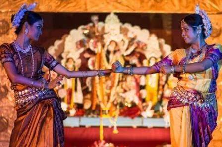 Durga Puja, Bangalore