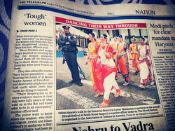 The Telegraph, October 7, 2014