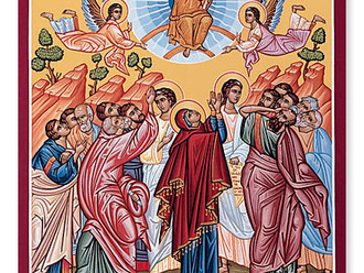 Ascension Mass 5/25 6PM