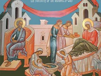 Nativity of the B.V.M. 9/8