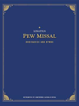 Pew Missal