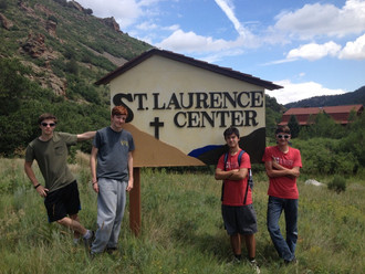 Youth Trip to the St. Laurence Center