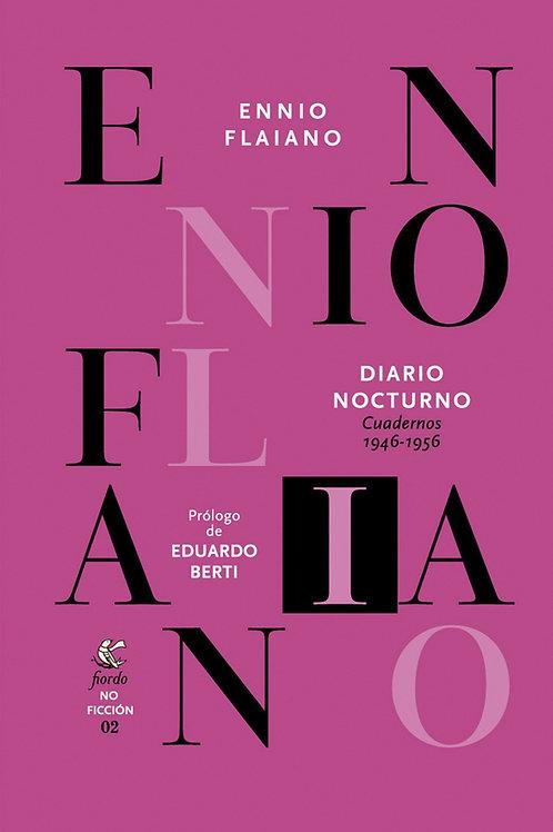 Diario nocturno. Cuadernos 1946-1956, de Ennio Flaiano